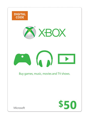 Xbox50